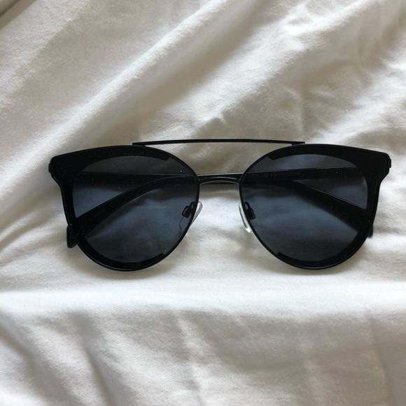Nordstrom Accessories - B.P.  Black Aviator Sunglasses